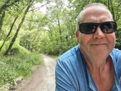 Man in sun glasses