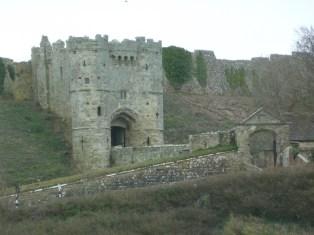 Carisbrooke Castle Isle of Wight