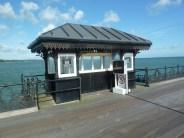 Shelter on Ryde pier