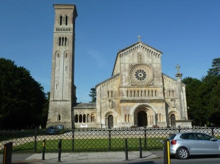 St Mary and St Nicholas' Church Wilton