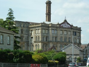 old brewery in Shepton Mallet
