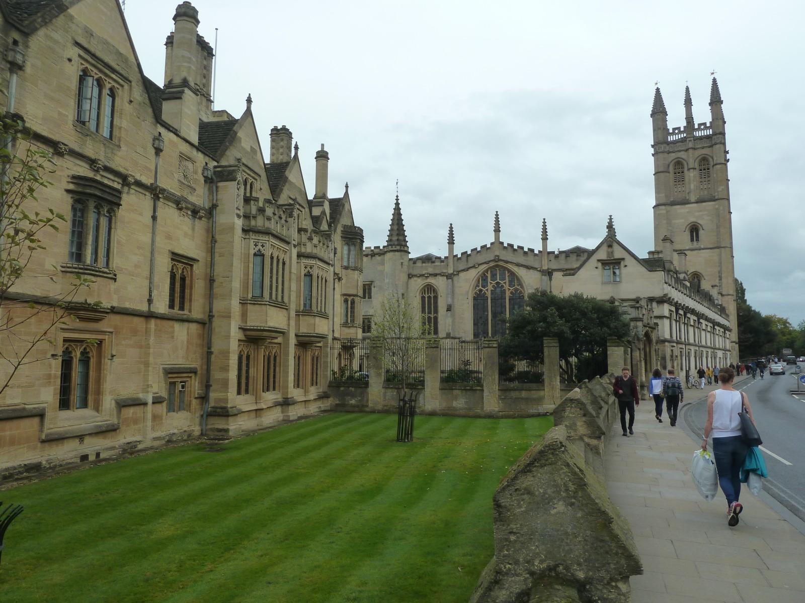 Magdalen college