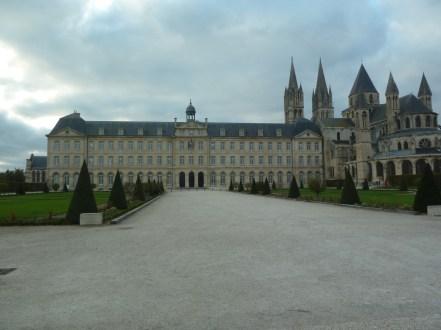 Hotel de ville in Caen