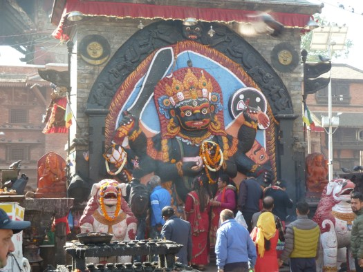 Indian deity 2016 bicycle tours