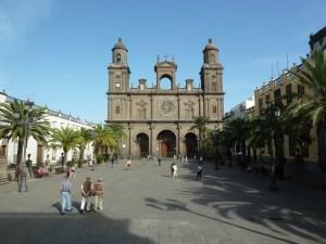 Catedral de Santa Ana in Las Palmas