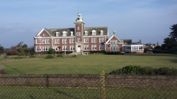 Convalescent home at Rustington