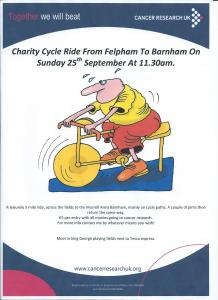 Felpham to Barnham Poster