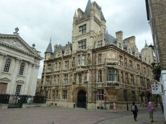 Gonville and Caius college Cambridge