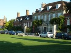Mompesson House Choristers Square Salisbury