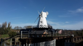 windmill at Rye East Sussex