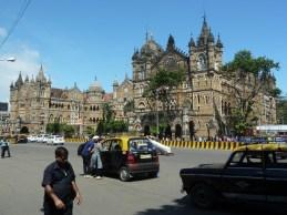 Chhatrapati Shivaji Terminus Mumbai