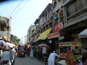 Streets in Dhule