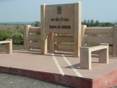 Crossing the tropic of Cancer in India