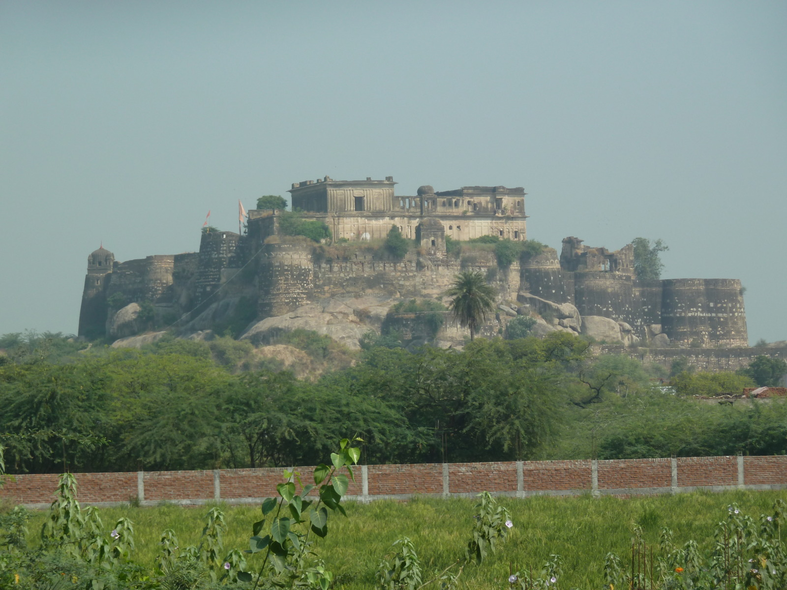 Fort at Amargarh, Uttar Pradesh