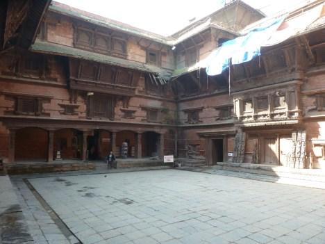 Lohan Chowk Durbar Square Kathmandu