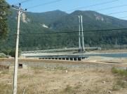 Karnali Bridge at Chisapani