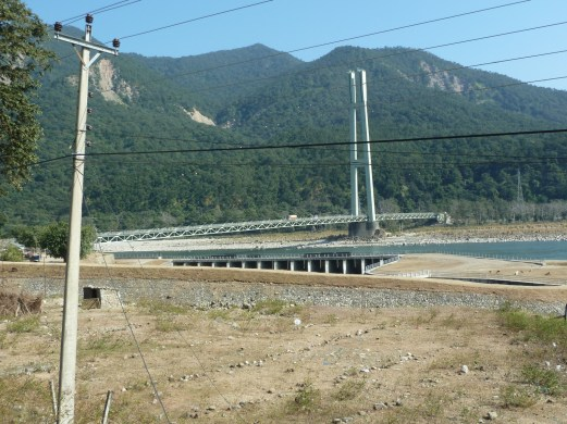 Karnali Bridge at Chisapani