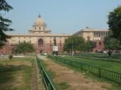 Parliament building, Delhi