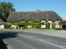 cottages just outside Salisbury