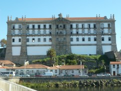 Santa Clara Convent at Vila do Conde