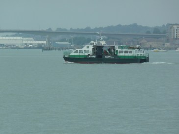 The Hythe ferry