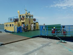 ferry at Ayamonte