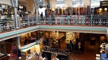 Lower Market hall Camden
