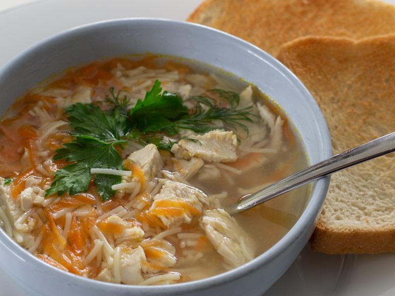 Vistas zupa