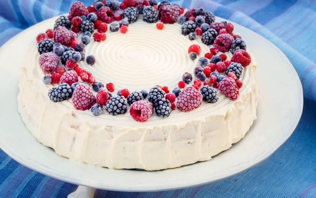 Lauku torte no pīļu olām