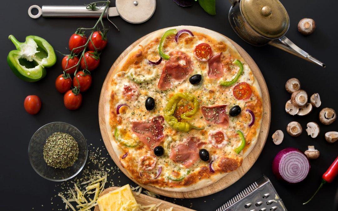 Picas mīkla (aukstās raudzēšanas metode)