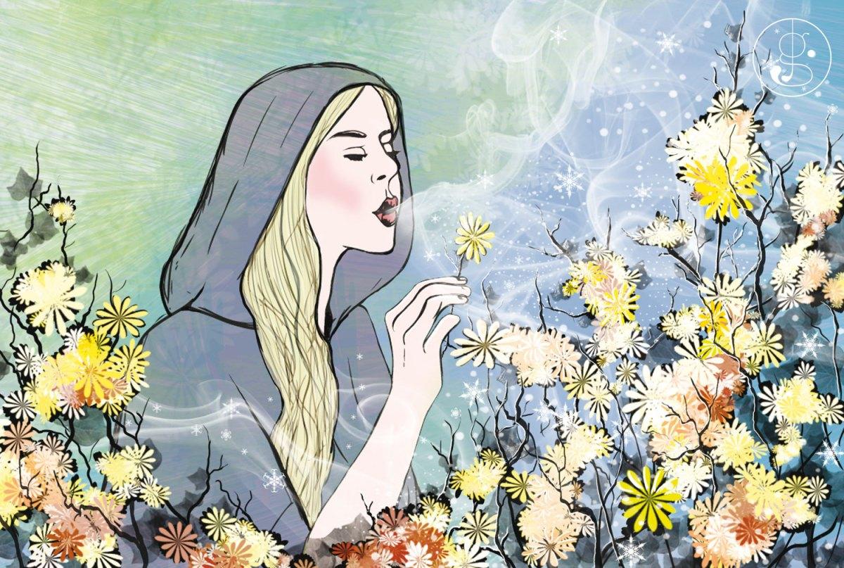 Eisheilige, Illustration by Julia Gingras