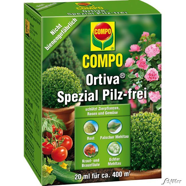 COMPO Ortiva Spezial Pilz-frei
