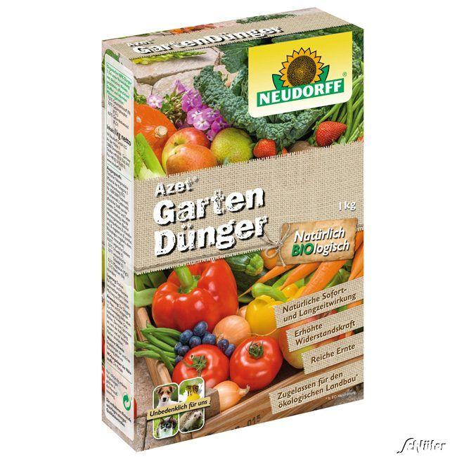 Neudorff Azet® Garten-Dünger - 1 kg