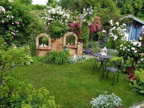 gartengestaltung ideen kleine gärten kleiner garten? unzählige gestaltungsmöglichkeiten!