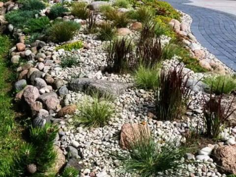 bilder steingarten vor dem haus steingarten anlegen: eine schritt-für-schritt-anleitung