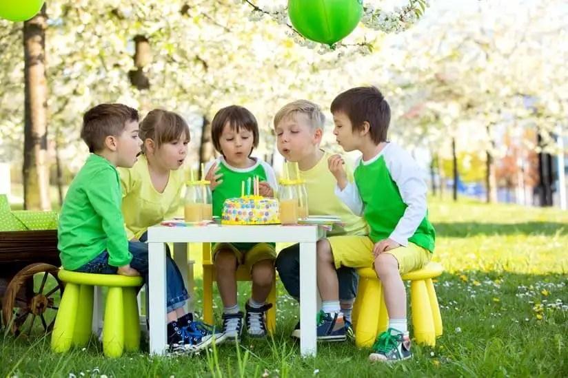 Geburtstagsspiele Fur 9 10 Jahrige Drinnen Frecher Fratz