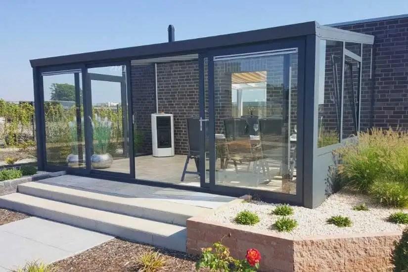 Infos Zur Wintergarten Baugenehmigung In Deutschland