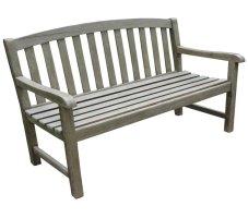 Ikea Gartenbank Grau 3 Sitzer Akazienholz Antikgrou ...