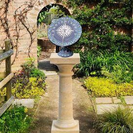 Garten Sonnenuhr - Helios