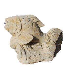 Gartenfigur aus Steinguss - Marinus