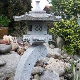Japanische Steinlaterne - Nigata online kaufen