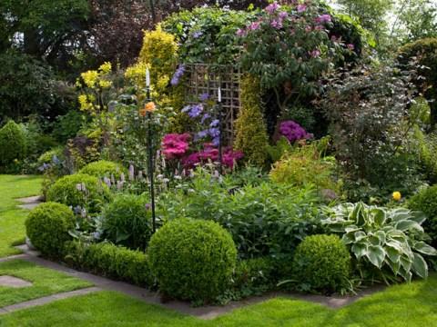 gartengestaltung ideen kleine gärten ideen für kleine gärten - gartenzauber