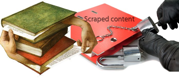 content-scraping