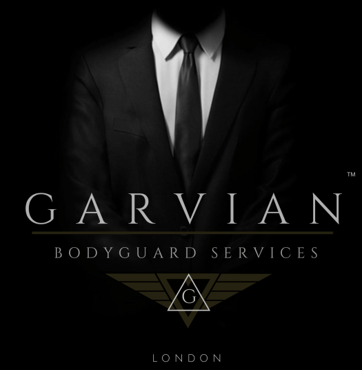 Garvian luxury bodyguard services business to business