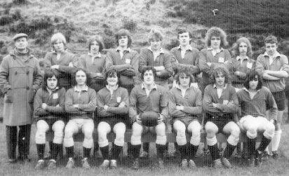 Garw Youth RFC - 1971
