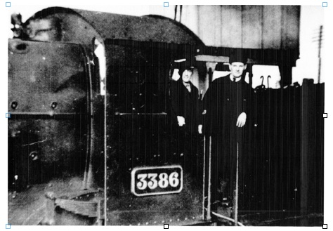 The First Stationmaster of  Brynmenyn Station and the Coleman Family (3/6)