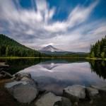 Trillium Lake Oregon