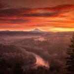 Jonsrud Viewpoint Sunrise