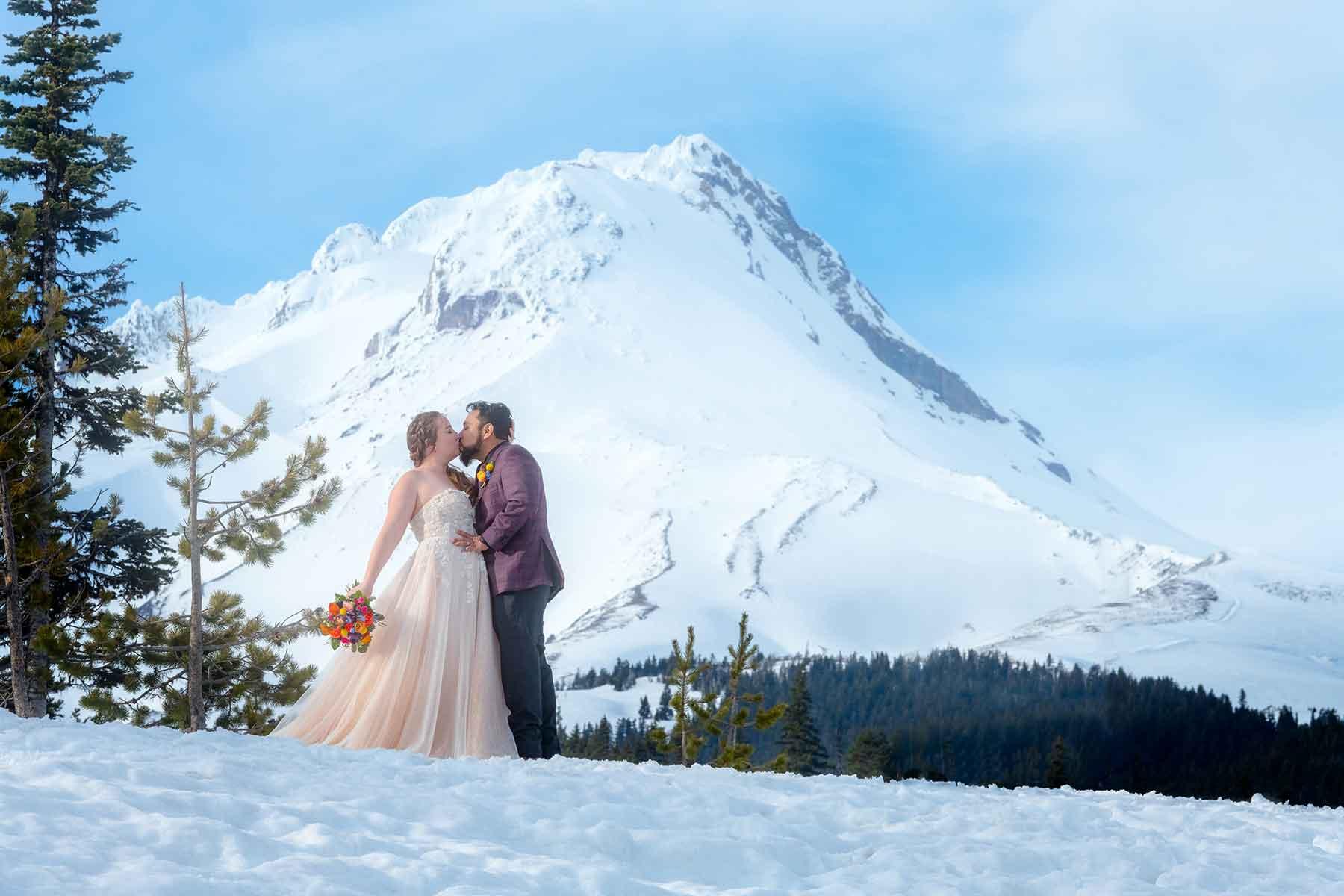 Mount Hood Oregon Wedding Photography