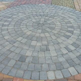 Silver haze regatta circle